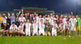 TP.Tân An vô địch môn bóng đá tại Đại hội Thể dục thể thao tỉnh Long An lần VIII