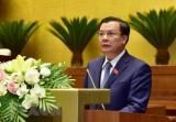 Trình Quốc hội phê chuẩn quyết toán thu, chi ngân sách năm 2016