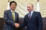 Thủ tướng Nhật Bản Shinzo Abe sẽ hội đàm với Tổng thống Nga Putin