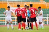 Giải bóng đá U17 quốc gia – cúp Thái Sơn Nam 2018: Long An hòa TP. HCM