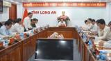 UBND tỉnh Long An thống nhất nội dung 3 tờ trình quan trọng sẽ trình tại kỳ họp thứ 10, HĐND tỉnh khóa IX
