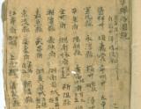 Sách cổ về hành trình đi sứ của sứ thần Đại Việt là Di sản thế giới