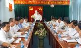 Tiếp tục nâng cao chất lượng hoạt động các Tổ đại biểu HĐND