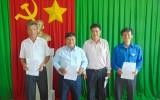 UBND huyện Châu Thành công bố quyết định về công tác cán bộ