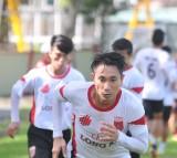 Long An quyết tâm giành điểm trên sân Bình Định