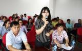 Cụm thi đua số 2, Công đoàn Viên chức tỉnh họp mặt kỷ niệm 93 năm Ngày Báo chí Cách mạng Việt Nam