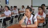 537 thí sinh đăng ký thi tuyển sinh lớp 10 Trường THPT Chuyên Long An