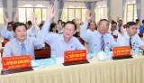 HĐND huyện Cần Đước tổ chức kỳ họp bất thường bầu bổ sung Ủy viên UBND huyện