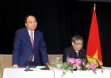 Thủ tướng Nguyễn Xuân Phúc gặp gỡ kiều bào Việt Nam tại Canada