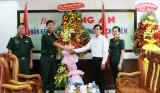 Nhiều cơ quan, đơn vị chúc mừng Báo Long An nhân Ngày Báo chí Cách mạng Việt Nam
