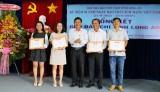 Hội Nhà báo Việt Nam tỉnh Long An họp mặt 21/6 và trao giải báo chí năm 2017-2018