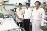 Quỹ Thiện Tâm hỗ trợ 30 triệu đồng cho em Nguyễn Thị Kiều Tiên