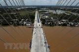 Gần 5.200 tỉ đồng xây dựng cầu Mỹ Thuận 2 nối Tiền Giang-Vĩnh Long