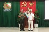 Đại tá Nguyễn Văn Hòa giữ chức vụ Phó Giám đốc Công an tỉnh Long An