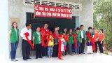 Trao tặng nhà tình thương tại xã Bắc Hòa, huyện Tân Thạnh