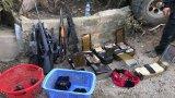 Tiêu diệt 2 đối tượng cuối cùng cố thủ trong nhà trùm ma túy ở Lóng Luông