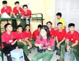 Học kỳ trong quân đội - Sân chơi rèn luyện kỹ năng sống
