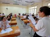 Bộ Giáo dục công bố phổ điểm thi THPT quốc gia 2018