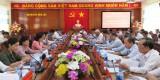 Bến Lức, Thủ Thừa: Đạt nhiều kết quả qua nửa nhiệm kỳ thực hiện Nghị quyết Đại hội Đảng bộ huyện