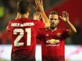 Juan Mata cứu Manchester United thoát thua trước đội bóng Mexico