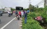 Tiền Giang: Xe chở cảnh sát giao thông gây tai nạn làm 2 người chết