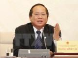 Chủ tịch nước tạm đình chỉ công tác của Bộ trưởng Trương Minh Tuấn