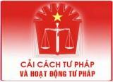 Nửa nhiệm kỳ thực hiện chiến lược cải cách tư pháp
