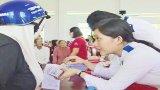 Sinh viên khoa y,  Đại học Quốc gia TP.HCM: Chia sẻ khó khăn với người nghèo