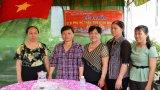 Châu Thành ra mắt Câu lạc bộ Phụ nữ thân thiện với môi trường