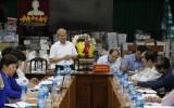 Đoàn Đại biểu Quốc hội đơn vị tỉnh Long An làm việc với cơ quan BHXH và các đơn vị liên quan