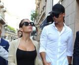 """Bạn gái C.Ronaldo khoe nhan sắc """"vạn người mê"""" trên đất Italia"""