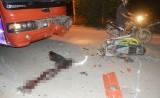 Va chạm với xe chở công nhân, 1 người tử vong tại chỗ