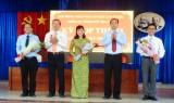 Bà Đào Thị Ngọc Vui được bầu làm Phó Chủ tịch UBND huyện Cần Giuộc