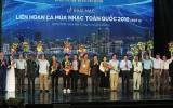 Khai mạc Liên hoan Ca múa nhạc toàn quốc 2018 tại Đà Nẵng
