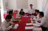 UBKT Huyện ủy Tân Hưng tăng cường công tác kiểm tra, giám sát