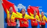 ASIAD 2018: Tự hào bốn cô gái Vàng của Rowing Việt Nam