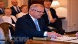 Tân Thủ tướng Australia bắt đầu nhiệm kỳ bằng điện đàm với ông Trump