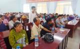Đối thoại với người dân về chính sách giảm nghèo bền vững