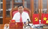 Chủ tịch UBND tỉnh Long An – Trần Văn Cần chúc mừng Quốc khánh 02/9
