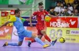 Lượt về giải Futsal VĐQG HDBank 2018: Sanna Khánh Hòa thắng nghẹt thở