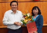 Tỉnh ủy Long An trao quyết định bổ nhiệm Chánh Văn phòng Tỉnh ủy