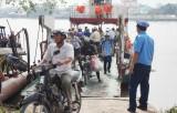 Tăng cường kiểm tra bảo đảm trật tự, an toàn giao thông đường thủy nội địa mùa mưa lũ