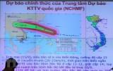 Hoàn lưu siêu bão Mangkhut sẽ gây mưa rất to ở Bắc Bộ, Bắc Trung Bộ