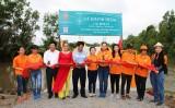 Khánh thành cầu giao thông nông thôn tại huyện Thủ Thừa