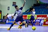 Giải Futsal HDBank 2018: HPN.ĐHGĐ lội ngược dòng trước Sài Gòn FC