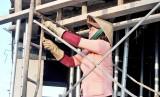 """""""Bóng hồng"""" trên những công trình xây dựng"""