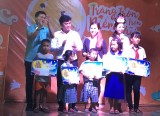 Ban quản lý KCN Phúc Long tổ chức trung thu cho thiếu nhi