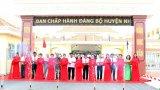 Thứ trưởng Bộ Lao động-Thương binh và Xã hội dự Lễ khánh thành Trường Tiểu học thị trấn Thủ Thừa