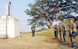 Xây dựng đường biên giới hòa bình, hữu nghị và ổn định