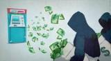 Tân An: Bắt đối tượng chiếm đoạt tiền trong tài khoản không cần dùng ATM